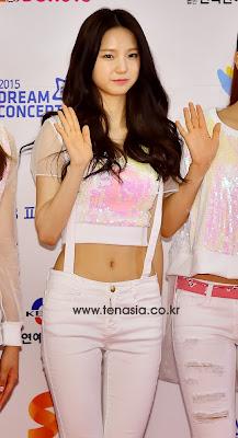 CLC Yoojin Dream Concert 2015