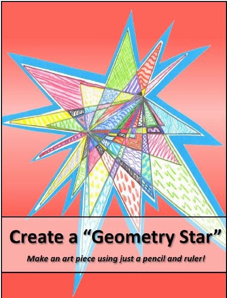 http://www.teacherspayteachers.com/Product/Create-a-Geometry-Star-712256