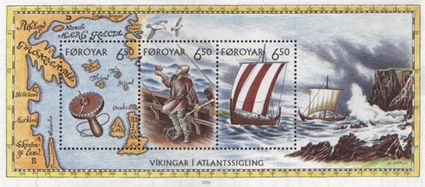 Viking Stamps