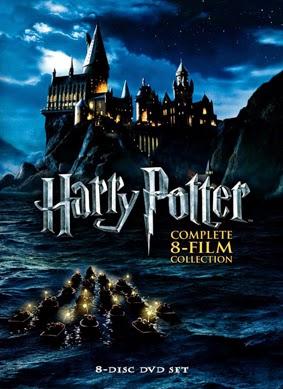 Harry Potter coleccion completa Blu ray