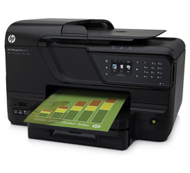 Download Driver HP OfficeJet Pro 8600