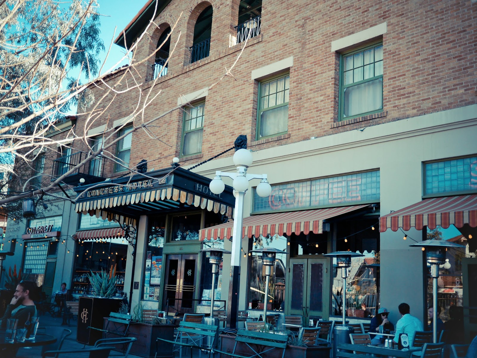 hotel congress - tucson, az - The Tale of Two TingsThe Tale of Two Tings