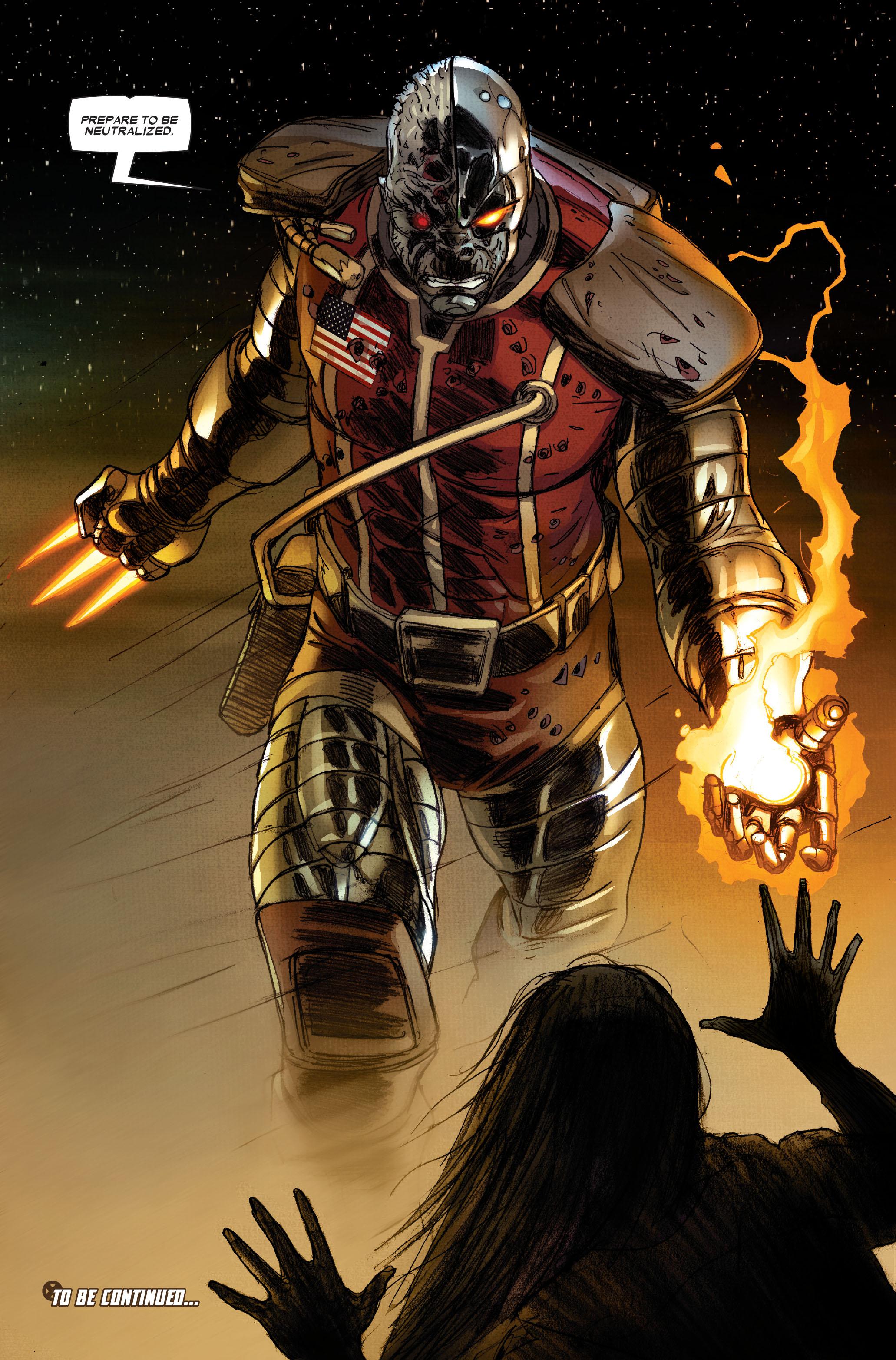 Wolverine: Weapon X #13 #4 - English 24
