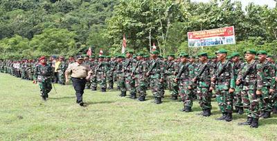 Ekspedisi NKRI 2013 Wilayah Bone Bolango Gorontalo Dimulai