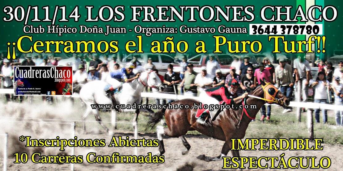 LOS FRENTONES 30-11