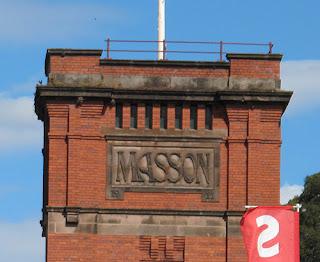 Masson Mills, Matlock, Derbyshire