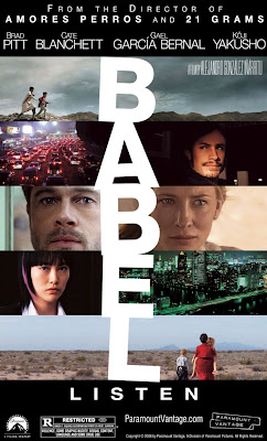 Watch Babel 2006 BRRip Hollywood Movie Online | Babel 2006 Hollywood Movie Poster