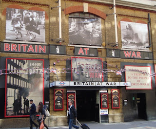 Winston Churchill's Britain at War Experience london londres