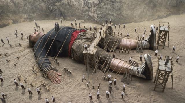 Hình ảnh phim Gulliver Du Ký