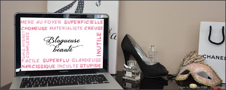 Les stéréotypes de la blogueuse beauté