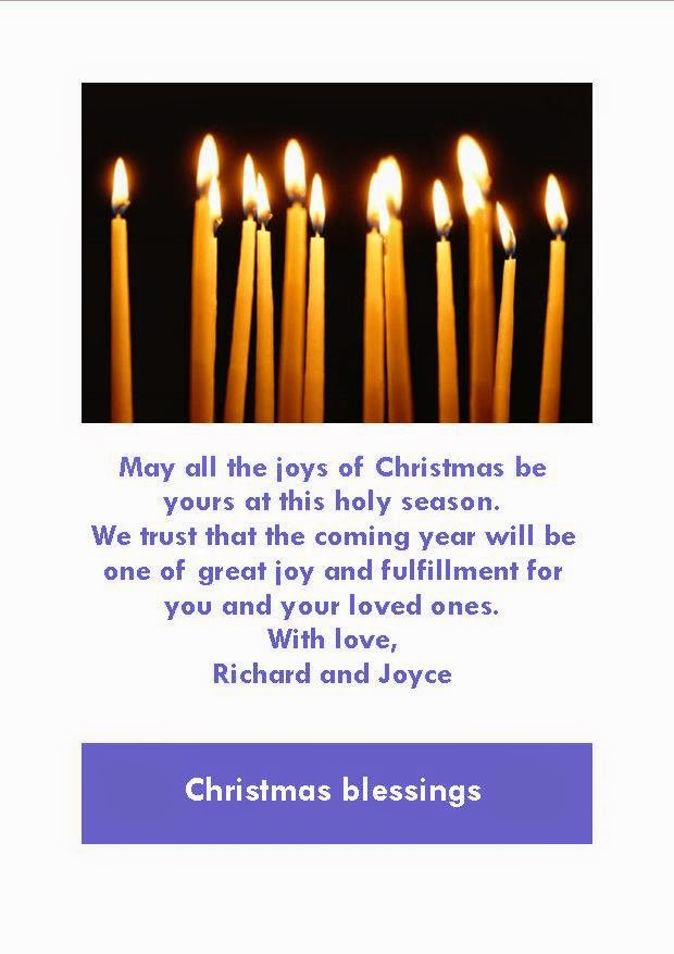 Message notes and articles christmas greetings from our new house christmas greetings from our new house to yours new or old m4hsunfo