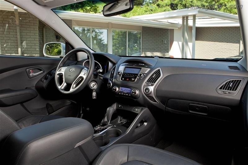 مواصفات سيارة هيونداى توسان بالصور وسعرها 2013 7