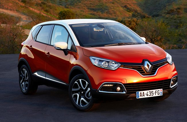 blog auto moto la nouvelle renault captur. Black Bedroom Furniture Sets. Home Design Ideas
