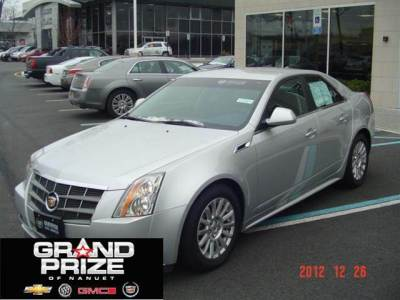 pre owned vehicle special 2011 cadillac cts sedan grand prize chevrolet bu. Cars Review. Best American Auto & Cars Review