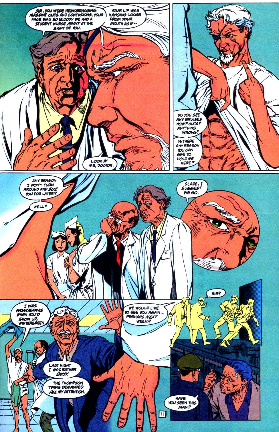 Deathstroke (1991) Issue #35 #40 - English 12