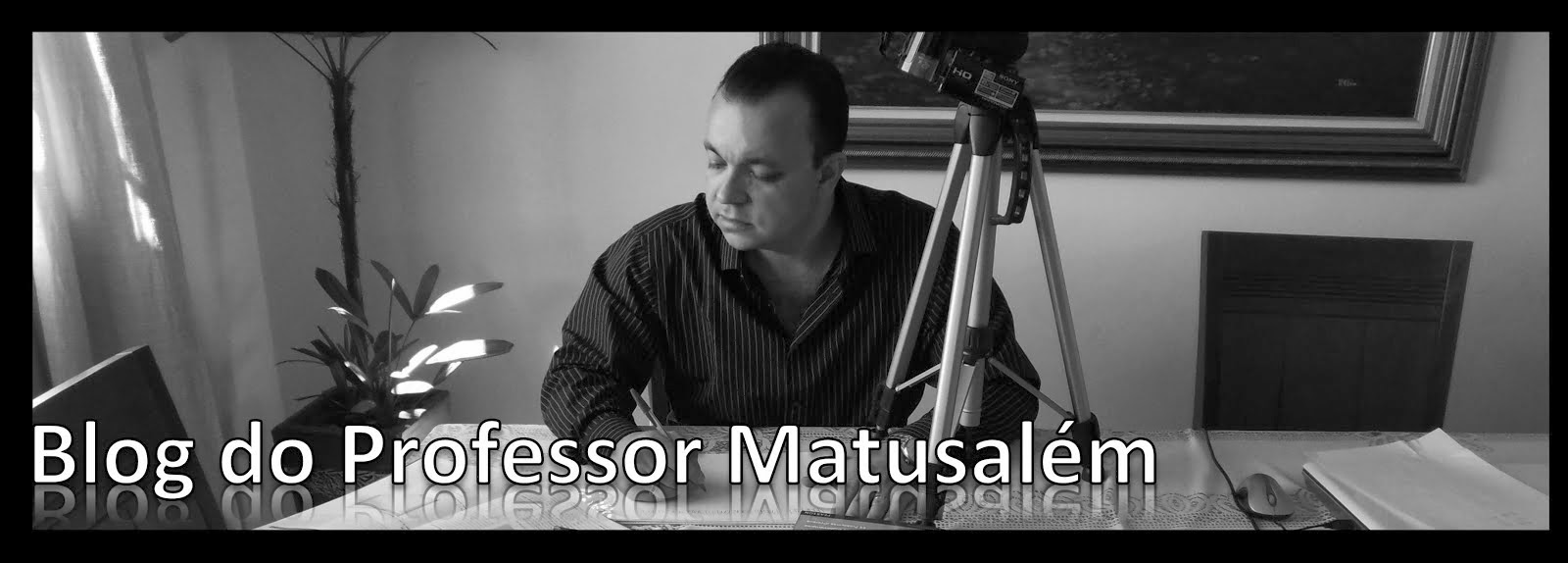 Blog do Professor Matusalém