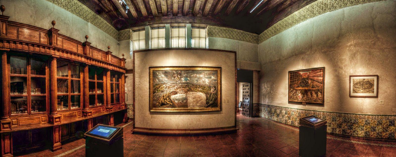 Foto de toledo retazos de color casa museo de el greco 3 - La casa del cuadro ...