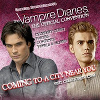 Vampire Diaries Con  Dallas - 17.8 -18.8 2013