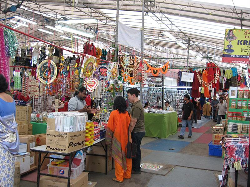 Little India Tempat Wisata Di Singapore
