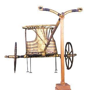 العجلات فى مصر القديمة