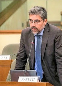 Domenico Ravetti, PD, accorpamento ASL-ASO di Alessandria