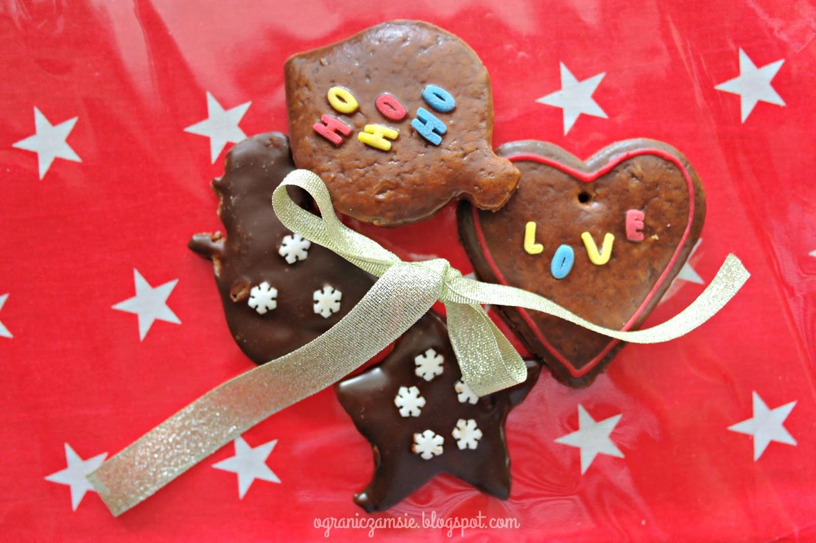 Ograniczam Się Przepis Na świąteczne Pierniki Zrób Sam