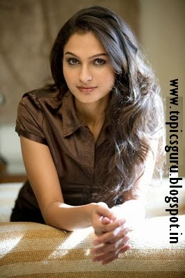 ANDREA JEREMIAH BIOGRAPHY ~ INDIAN FILMS