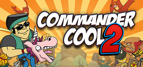 Commander Cool 2 PC Game Free Download