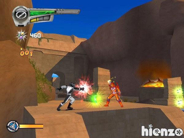 Power Rangers Super Legends PC Gameplay