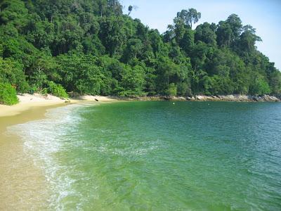 (Malaysia) - Pangkor Island - Tortoise Bay