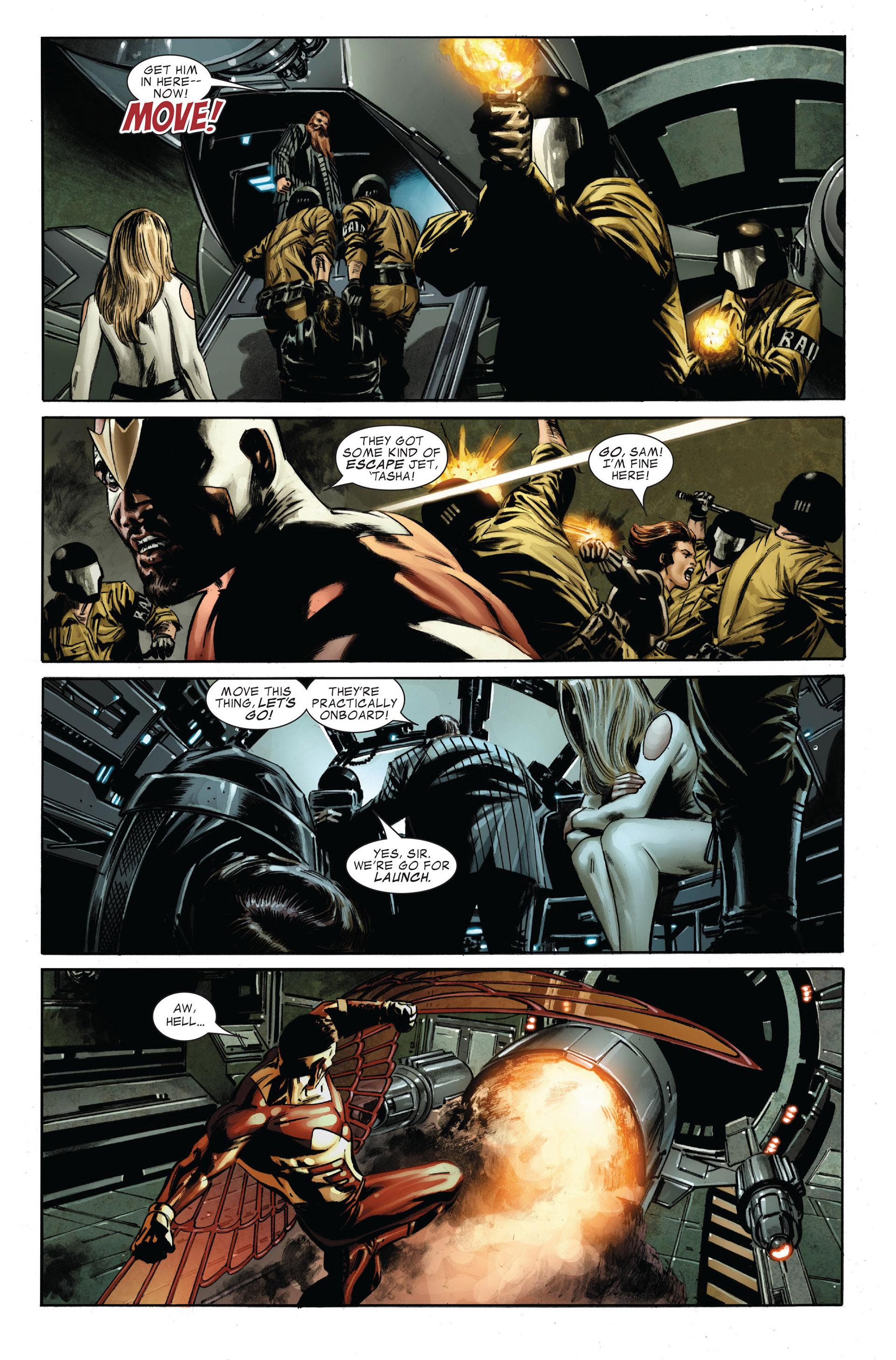 Captain America (2005) Issue #32 #32 - English 18
