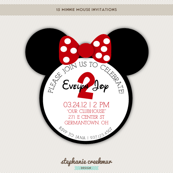 birthday invitations mickey mouse minnie mouse road called life