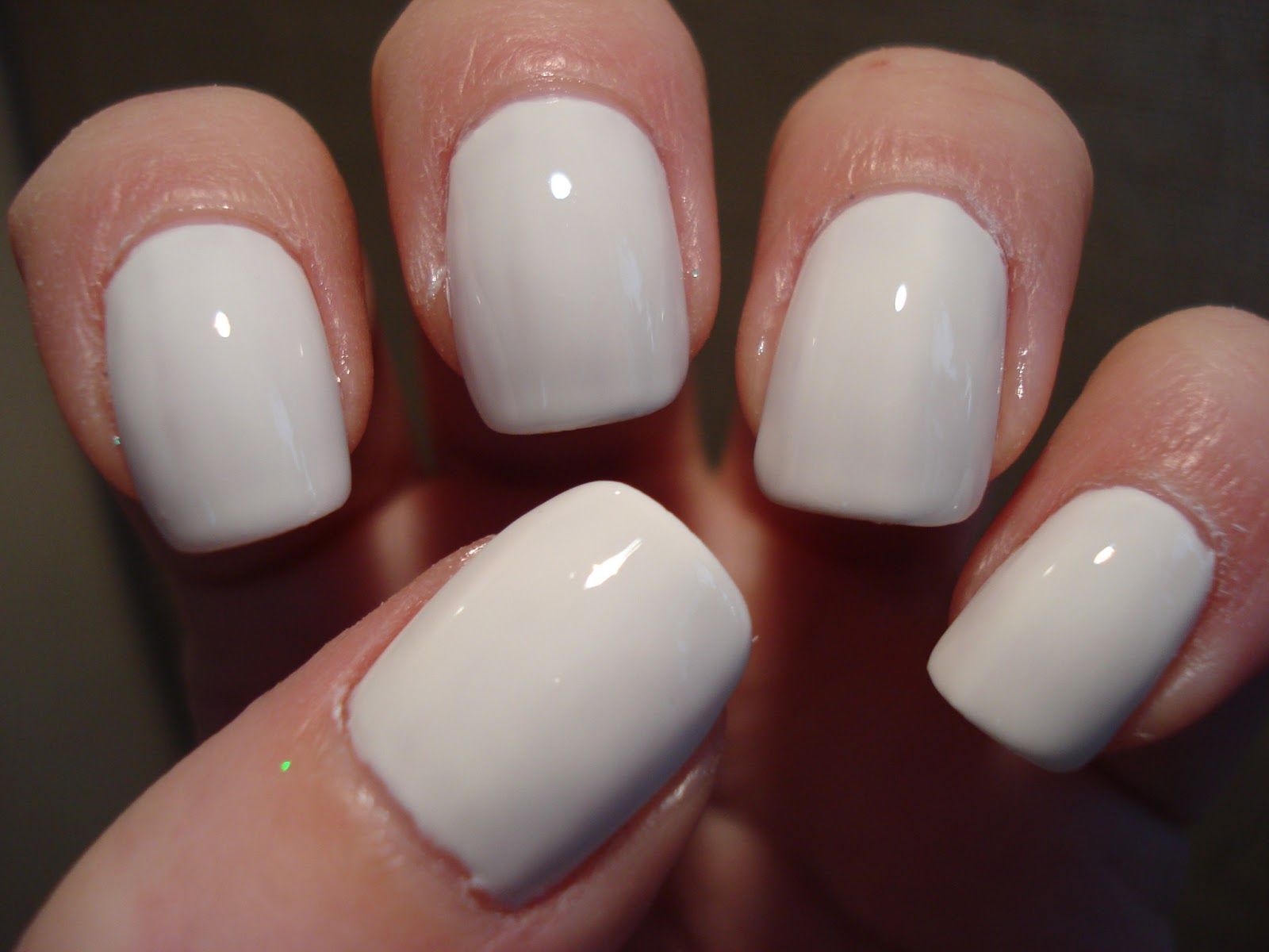 Little Miss Nailpolish China Glaze White Out Swatches And Review Gold Nails