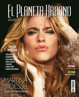 Martina Stoessel in magazine
