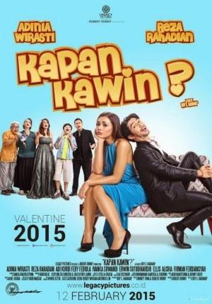 Film Kapan Kawin? 2015 di (Bioskop)