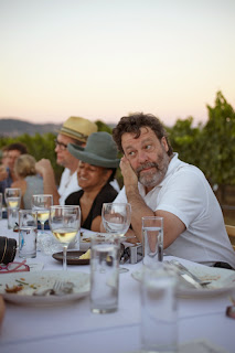 Outstanding in the field farm dinner in Napa Robert Sinskey Winery
