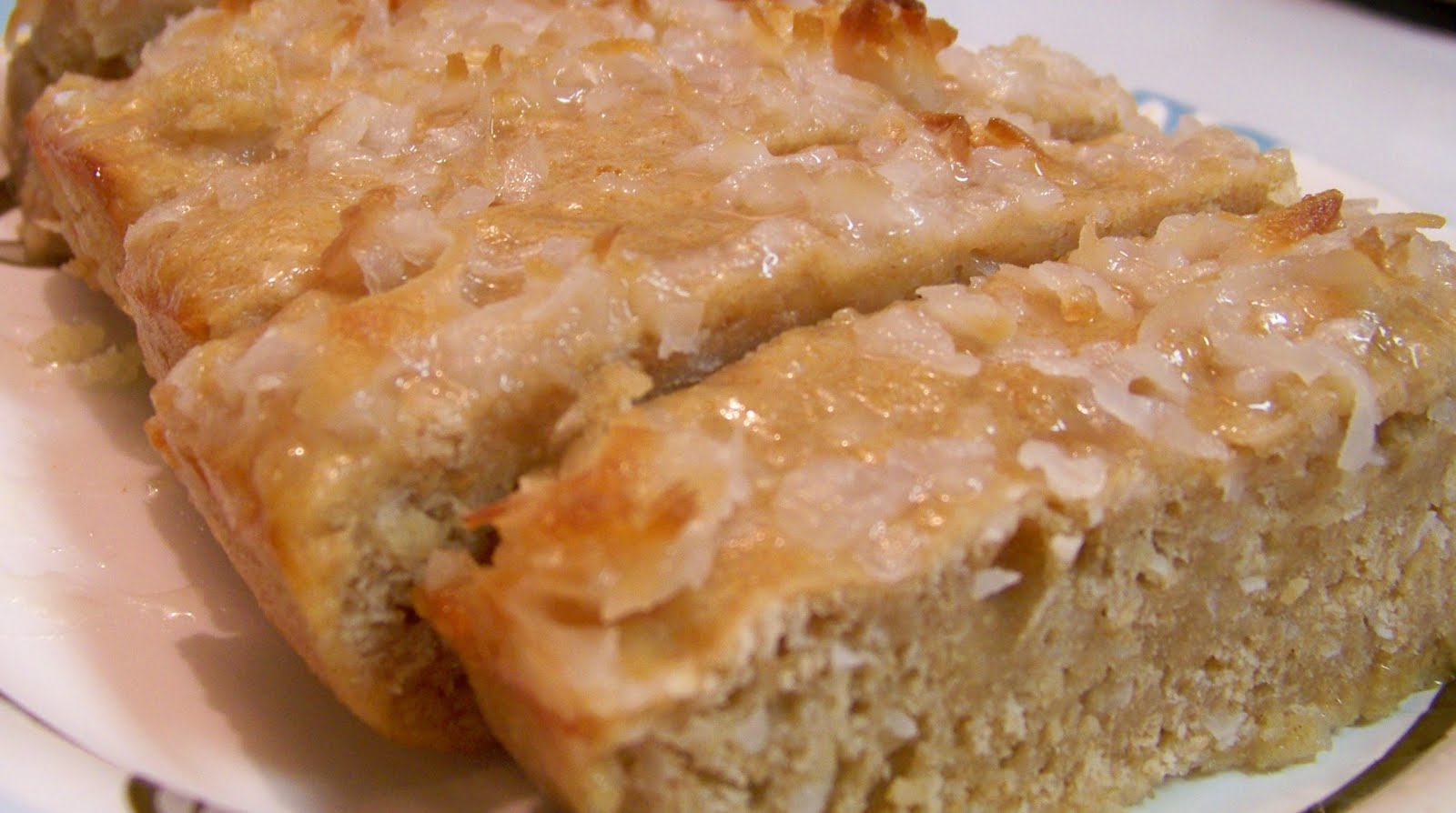 Zac and mindys delicious dish coconut lime sweet bread two recipes zac and mindys delicious dish forumfinder Choice Image