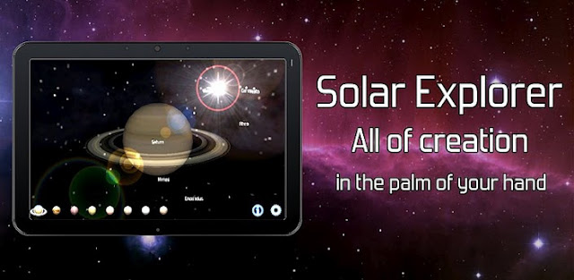 Solar System Explorer v2.5.0 Apk App