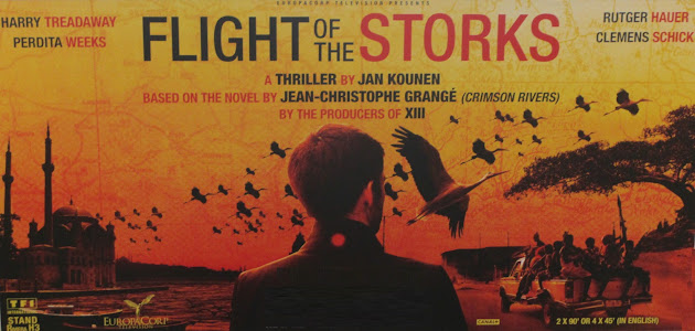 Le Vol des Cigognes (Flight of the Storks) - Three-hour miniseries coming this January