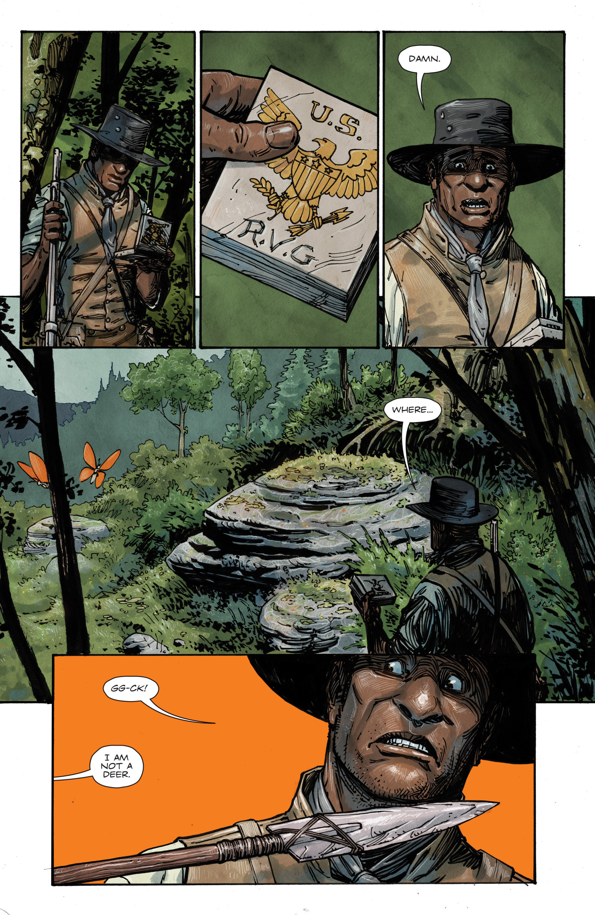 Manifest Destiny #_TPB_2 #42 - English 50