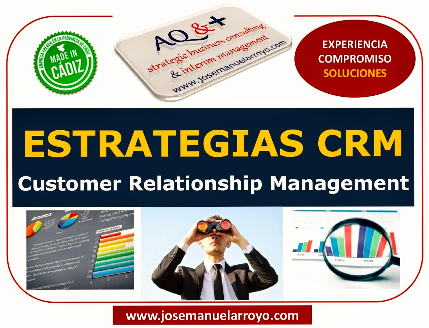 ESTRATEGIAS CRM. CUSTOMER RELATIONSHIP MANAGEMENT