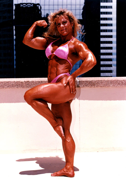 Jennifer Greenbaum Female Muscle Bodybuilding Blog