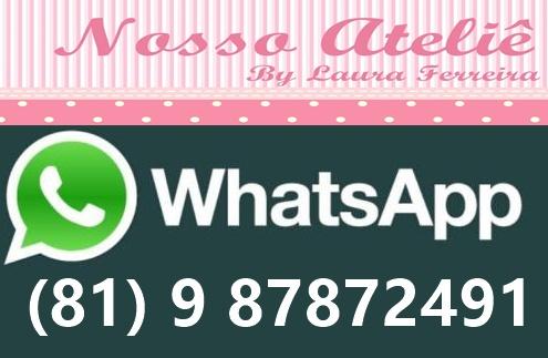 WhatsApp do Nosso Ateliê