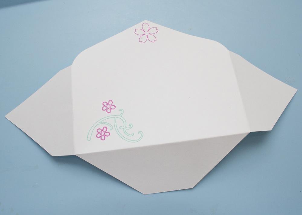 Sew Can Do: Tutorial: DIY Custom Envelopes