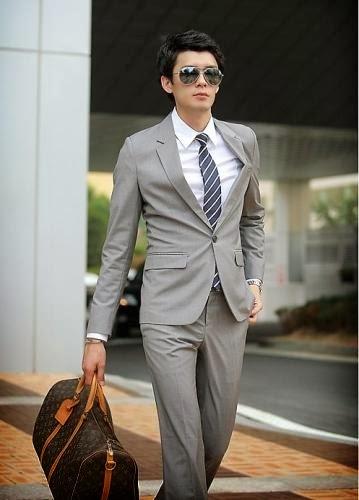 áo vest nam hàn quốc