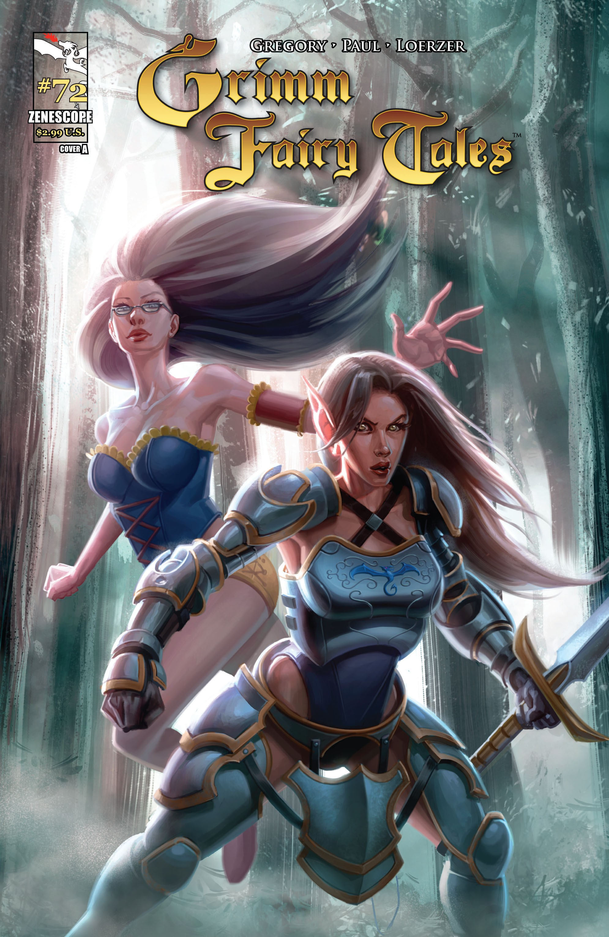 Grimm Fairy Tales (2005) Issue #72 #75 - English 1