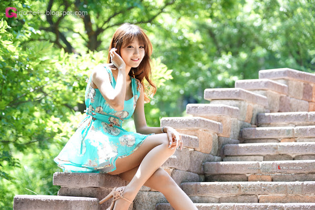 1 Jo In Young Outdoor - very cute asian girl - girlcute4u.blogspot.com