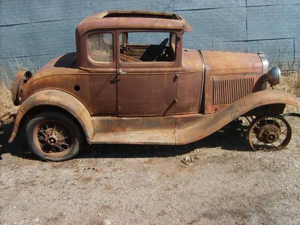 restoration project cars 1930 ford model a coupe. Black Bedroom Furniture Sets. Home Design Ideas