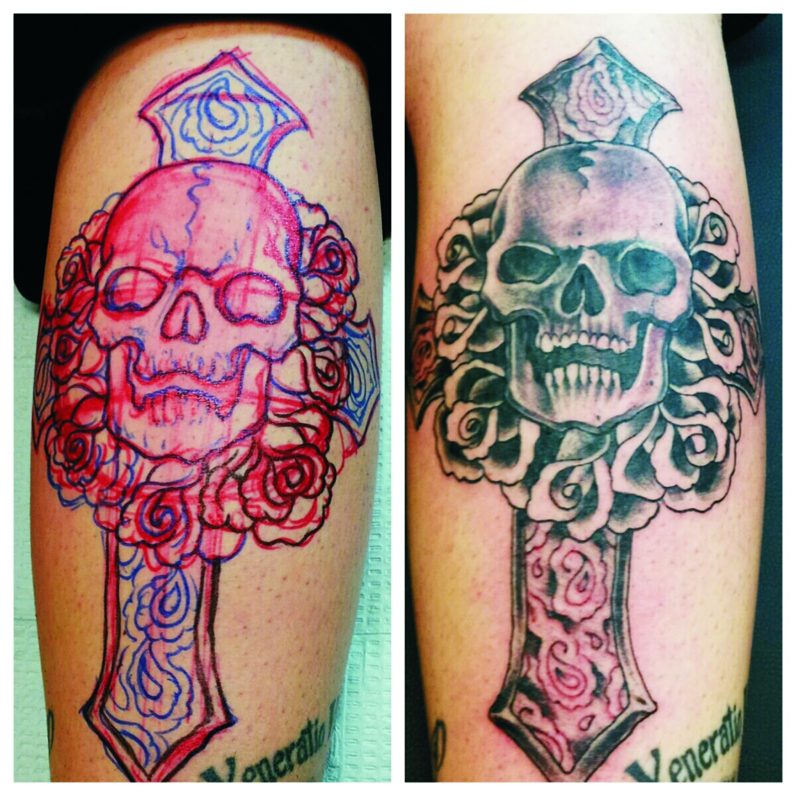 12 volt tattoo chico ca by juan