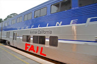 Amtrak Fail